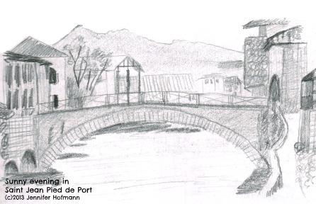 4-17-13 Saint Jean Pied de Port1c