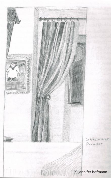 Santo Domingo de la Calzada -- A sketch from my journal