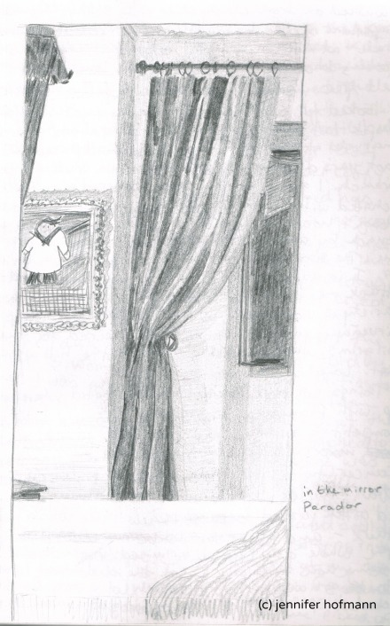 Santo Domingo de la Calzada -- A sketch from my journal
